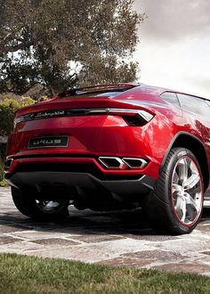 Visit The MACHINE Shop Café... ❤ Best of SUV @ MACHINE... ❤ (Lamborghini Urus SUV Concept)