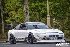 Nissan 180SX https://www.instagram.com/jdmundergroundofficial/ https://www.facebook.com/JDMUndergroundOfficial/ http://jdmundergroundofficial.tumblr.com/ Follow JDM Underground on Facebook, Instagram, and Tumblr the place for JDM pics, vids, memes & More #JDM #Japan #Japanese #Nissan #Racecar #180SX #240SX #Sleighty #Siliva #S13