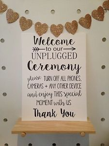 Welcome-to-our-Unplugged-Ceremony-wedding-engagement-party-sign-photo-prop
