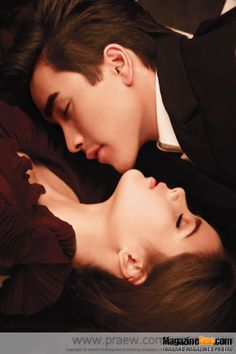 Nadech and Yaya. My two favorite thai actors at the moment Romeo And Juliet Story, Fashion Videos, Actor Model, Best Couple, Beautiful Couple, Korean Drama, Movie Stars, Actors & Actresses, Romance