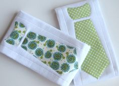 Must make these burp cloths!