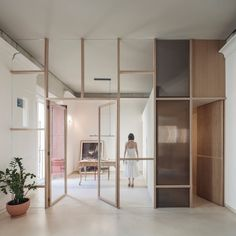 House in Palacio / Ideo arquitectura - 12 October, 2018 Curated by Danae Santibañez Photographs: Imagen Subliminal Luxury Interior, Interior Architecture, Interior Design, Interior Walls, Interior Ideas, Partition Door, Country Modern Home, Spanish House, Simple House