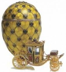 gioielli di Carl Fabergé