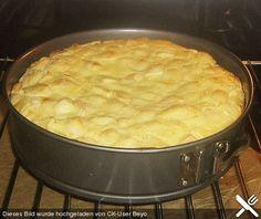Apfelrahmkuchen mit Mandeln, ein schmackhaftes Rezept aus der Kategorie Kuchen. Bewertungen: 6. Durchschnitt: Ø 3,8.