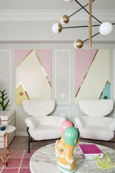 Pintura, papel… ¡y PISO NUEVO! - Colores pastel | Galería de fotos 6 de 16 | AD