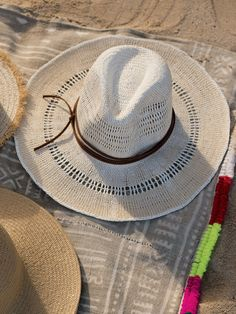 Sugar Magnolia Straw Hat at Free People Clothing Boutique