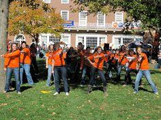Homecoming Flashmob