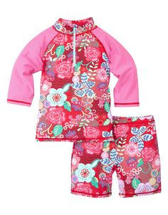 Malani Print Surfsuit Monsoon £24