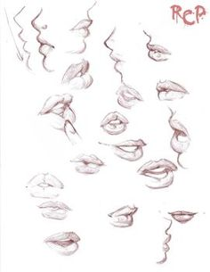 DeviantArt: More Like Page 35 mouths by celaoxxx