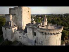 Loches, cité royale   Touraine   Val de Loire   version longue