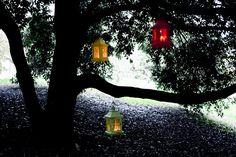 """Le """"Lanterne di Amedeo"""" disponibili in varie misure e colori. Per info visionate http://restaurocreativo.it/"""