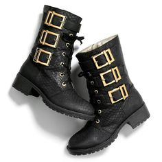 do it Military style from Avon