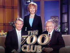 700 Club Christian news, testimonies, preaching etc.