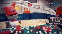 National Table Tennis Day  #TableTennis #PingPong #WiffWaff