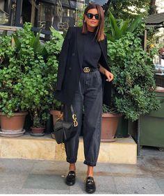 casual summer outfits for women Fall Fashion Outfits, Mode Outfits, Look Fashion, Autumn Fashion, Casual Outfits, Fashion Styles, Winter Outfits, Hijab Casual, Zara Fashion