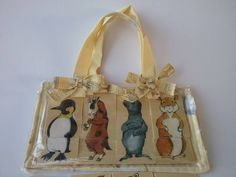 Tessere in legno con figure animali da comporre