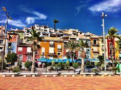 Villajoyosa Alicante by Fernando Garcia on 500px