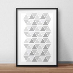 Scandinavian print, scandinavian poster, scandinavian design, scandinavian art, pattern, home decor, art print by HomeDecorDrawing on Etsy