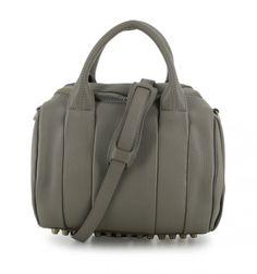 Alexander Wang Grey Rocco Mini Bag