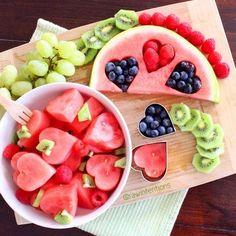 Lækker lækker frugt
