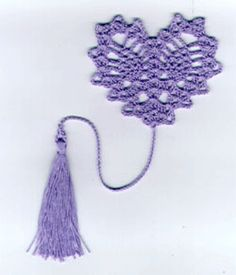 To me, this screams classic. Very Victorian and romantic! Pineapple Heart Bookmark ($2.35 download)