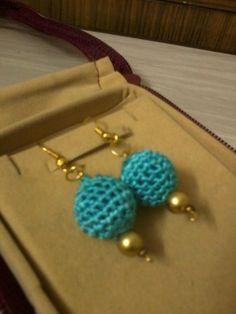 turquoise blue earrings