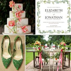 152 best spring wedding themes images on pinterest spring wedding french garden wedding perfect for spring junglespirit Image collections