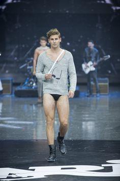 #underwear #eyewear #marcstone #catwalk #EFN14