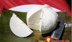 to make fresh mexican cheese This cheese has a creamy-crumble texture ideal for empanadas and enchiladas.This cheese has a creamy-crumble texture ideal for empanadas and enchiladas. Queso Cheese, Mexican Cheese, Mexican Dishes, Raw Cheese, White Cheese, Authentic Mexican Recipes, Mexican Food Recipes, Mexican Desserts, Dinner Recipes
