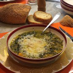 Confort Food, Yummy Food, Tasty, Toscana, Vegan Dishes, Palak Paneer, Italian Recipes, Buffet, Vegetarian Recipes