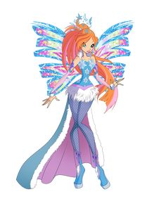 bloom Crystal Sirenix season 8 Old Style by DreamofWinx on DeviantArt Cardcaptor Sakura, Twilight Equestria Girl, Les Winx, Flora Winx, Ariana Grande Drawings, Bloom Winx Club, Mermaid Fairy, Tv Seasons, Polar Animals