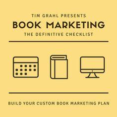 Book Marketing Plan - The Definitive Checklist