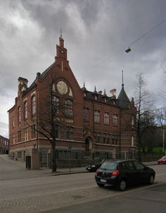 Lahti - Lahden yhteiskoulu from 1896 Finland