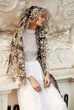Stylist: Sofia Odero Model: Patricia Van Der Vliet Hair: Angeliki Chasalevri Makeup: Sergio Corvacho  Photographed by Alexander Neumann for Flaunt magazine