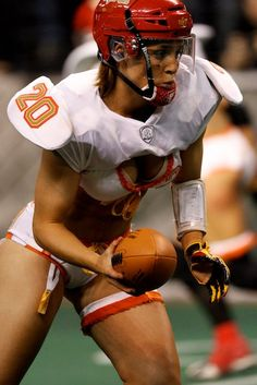 Lingerie Football League Changes Name To Legends Football League