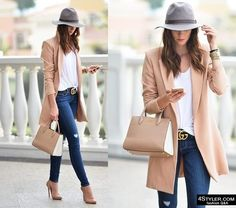 Do beige and navy blue go together? -- READ the answer by clicking the button below -- 4Styler, the smart F&A community. #Q&A #Style #Fashion #color #combination #navy #beige #streetstyle #fashionblog #jeans #vest #hat #dubai #voguehouse #vogue #house #fashioninmysoul #casual #chic #smart #outfit
