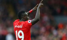 Sadio Mane: Liverpool forward out for up to six weeks with hamstring injury #liverpool #mane #coutinho #firmino #salah #premierleague #anfield #klopp #kop #lfc