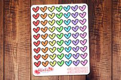 Hey, I found this really awesome Etsy listing at https://www.etsy.com/listing/512797503/heart-doodle-icon-planner-stickers #plannerstickers #planner #doodle #stickers