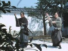 """""""North to South, East to West"""" - http://shogun-assassin.com/2011/05/north-to-south-east-to-west-lone-wolf-and-cub-tv-series/"""