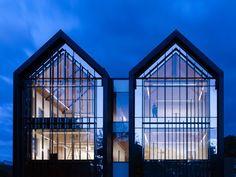 Creative Arts Building, Norwich, 2013 - BDP