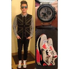 #LongSleeves #Shoes #VhongNavarroFashion Vhong Navarro, I Cool, Cool Watches, Long Sleeve, Instagram Posts, Shopping, Shoes, Fashion, Moda