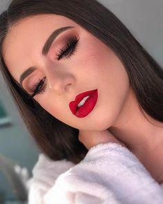 Eye tattoo color make up 24 ideas Perfect Makeup, Love Makeup, Makeup Inspo, Makeup Trends, Makeup Inspiration, Beauty Makeup, Makeup Looks, Prom Makeup, Bridal Makeup