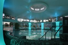 Thermae Abano Montegrotto -www.visitabanomontegrotto.com - Panoramic Plaza Hotel - Piscina Termale, thermal swimming pool, thermalbad, hot springs, горячие источники, термы, spa, relax & wellness!