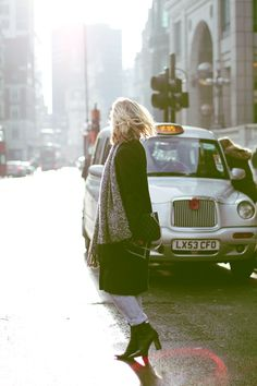 FRAMBOISE FASHION by Sarah Mikaela: THE LONDON RUN