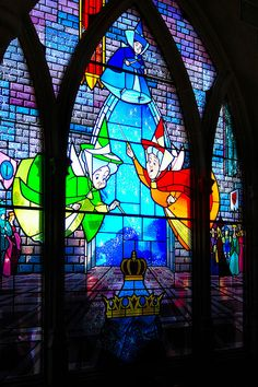 Stained Glass @ Disney