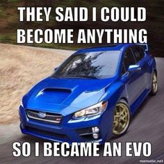 Become an #EVO