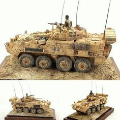 Lav III Trumpeter diorama from Lufttiger Models