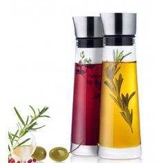 Alinjo olie en azijn flesjes Blomus 180ml   Musthaves verzendt gratis