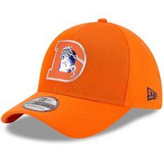 Denver Broncos New Era 2017 Color Rush 39THIRTY Flex Hat – Orange 38aa7bf2b