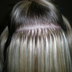 Hair extension 1 05gstrand 18 24 nail u flat tip brazilian how to remove keratin hair extensions ehow pmusecretfo Images